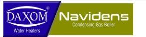 Daxom Gas Water Heaters, Navidens Condensing Gas Boilers