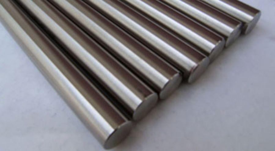 Titanium Grade 2 Round Bars, rods & wires