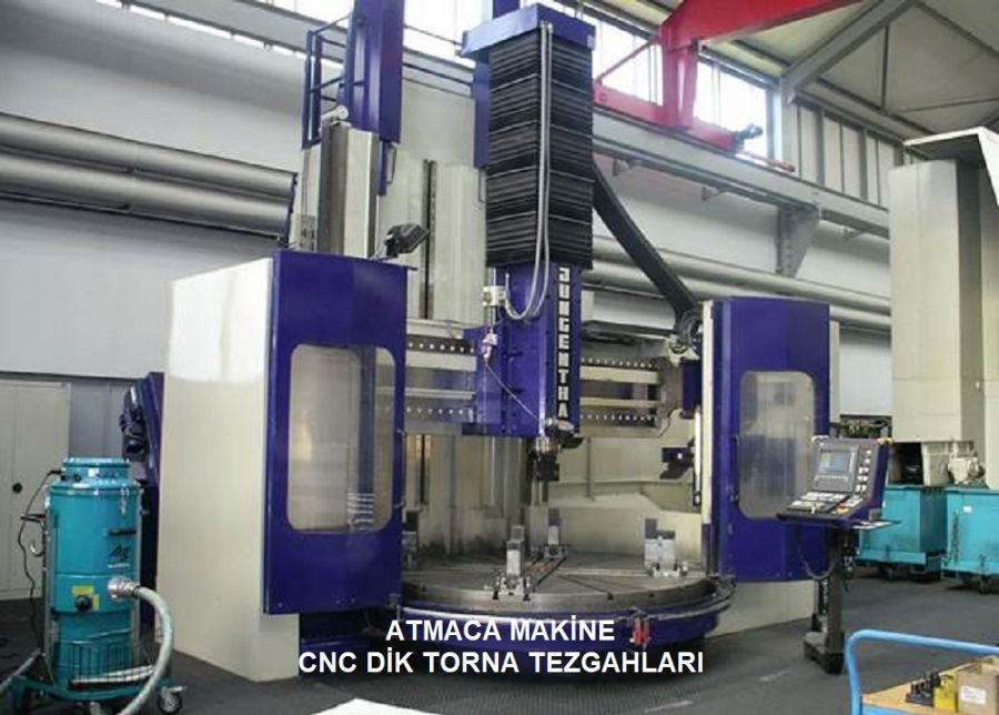 Genel Yeni ve ikinci el Takim Tezgahlari - Torna, Freze, Borverk, Taslama, Lazer, CNC Isleme
