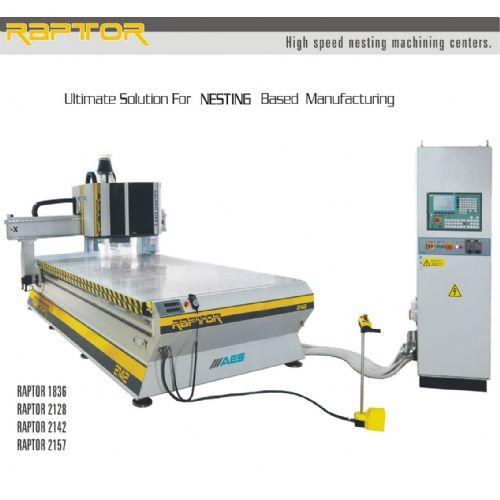 RAPTOR 2142 CNC ROUT