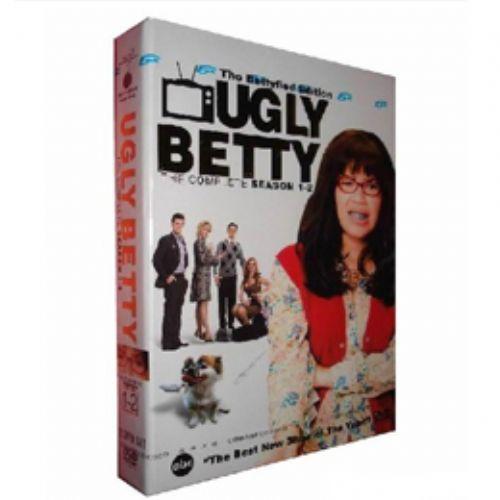 Ugly Betty Season 1 -2 Boxset 12 DVDS dvd wholesaler,tv series