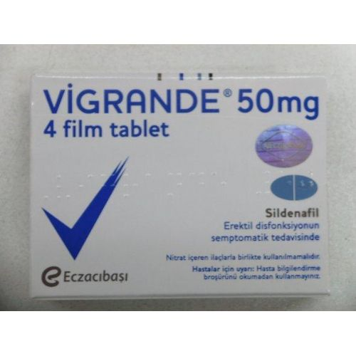 VİGRANDE 50 MG/4 TB