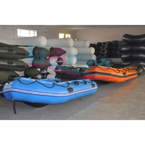 4.7m Inflatable Boat