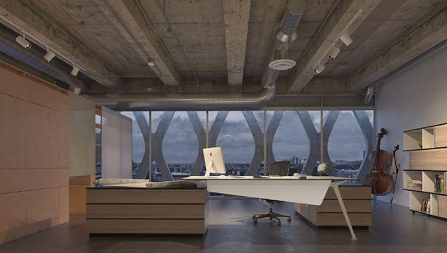 Ofis  masa ve Oturma
