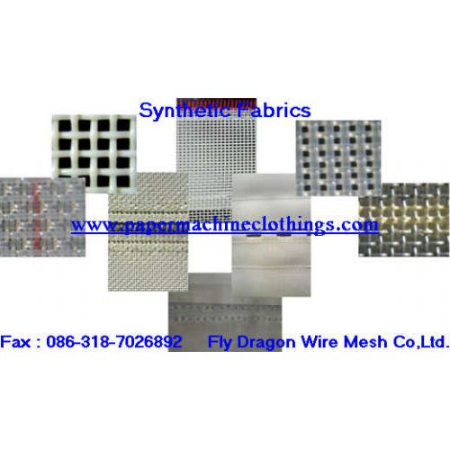 Polyester filter fab