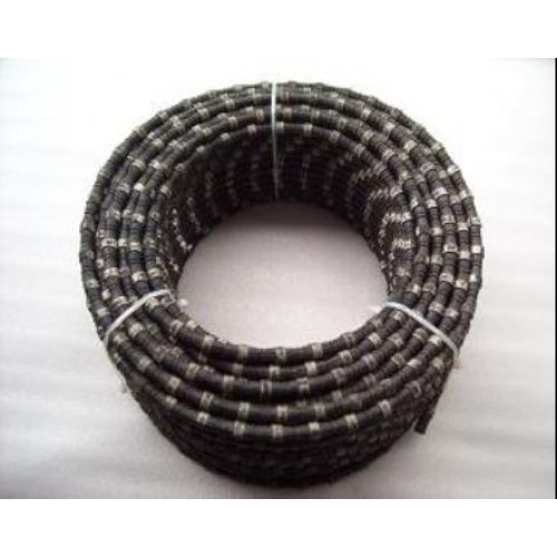 Diamond wire saw for