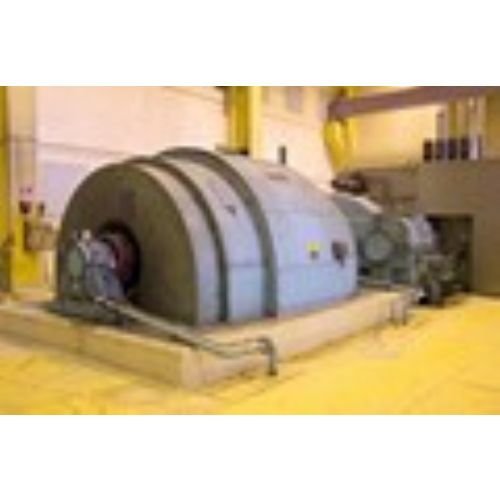 34 MW Steam Turbine