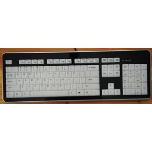 Backlit keyboard BLK