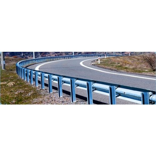 highway guardrails and barriers