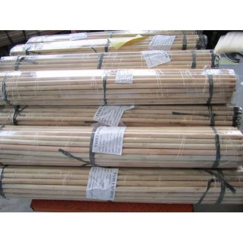 PVC coated wooden br
