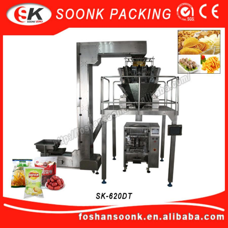 Multihead_Weigher_Ice_Candy_Packing_Machine
