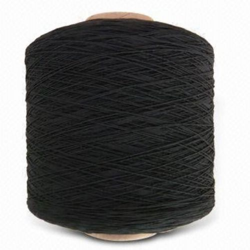 Yarn, rubber double