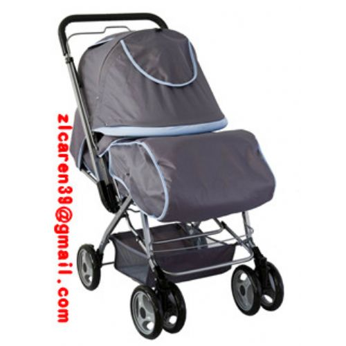 Novel_desighed_baby_stroller_playpen
