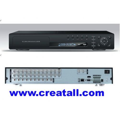 8CH H.264 DVR Surveillance Security CCTV DVR System