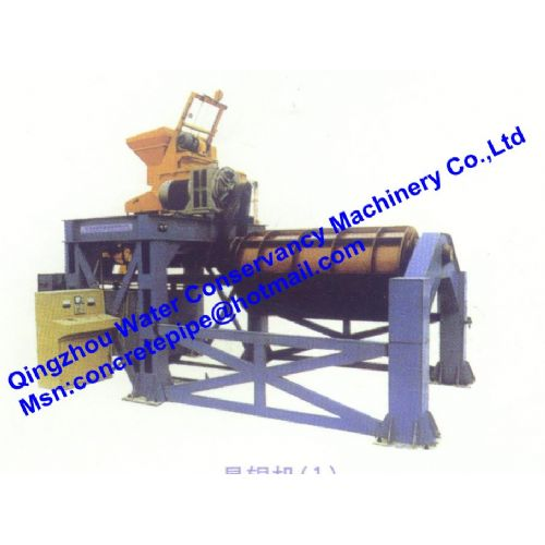 XG_suspension_roller_type_pipe_making_machinery