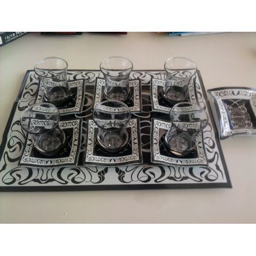 14 pcs tea set with