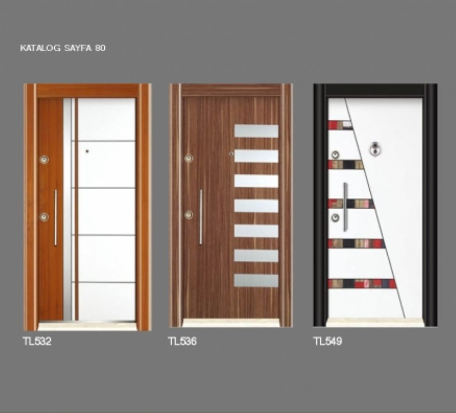 Laminox Panel Door