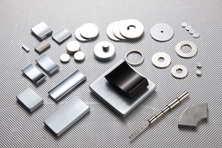 sintered and bonded NdFeB Magnets