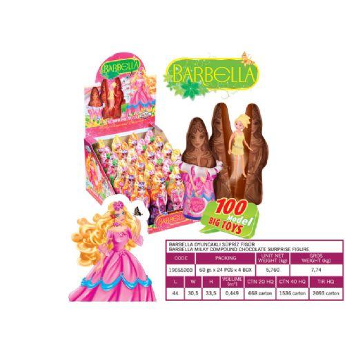 ANL oyuncaklı çikola
