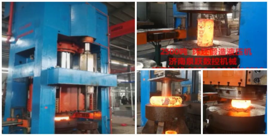 _Large_forging_hydraulic_press_