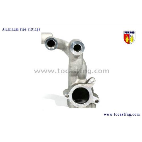 Cast Aluminum Pipe