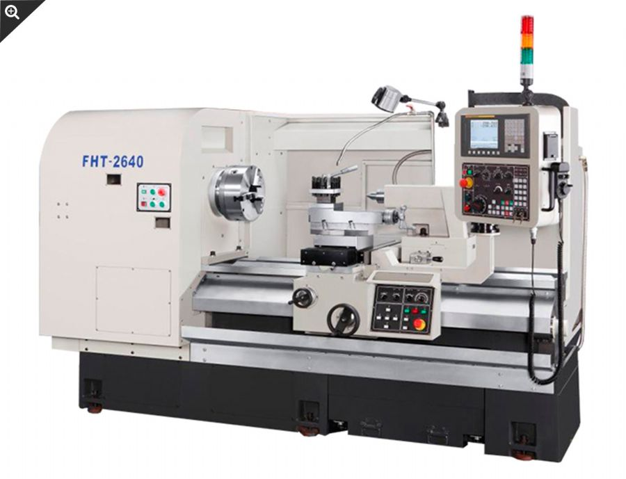Heavy Duty Precision Lathe