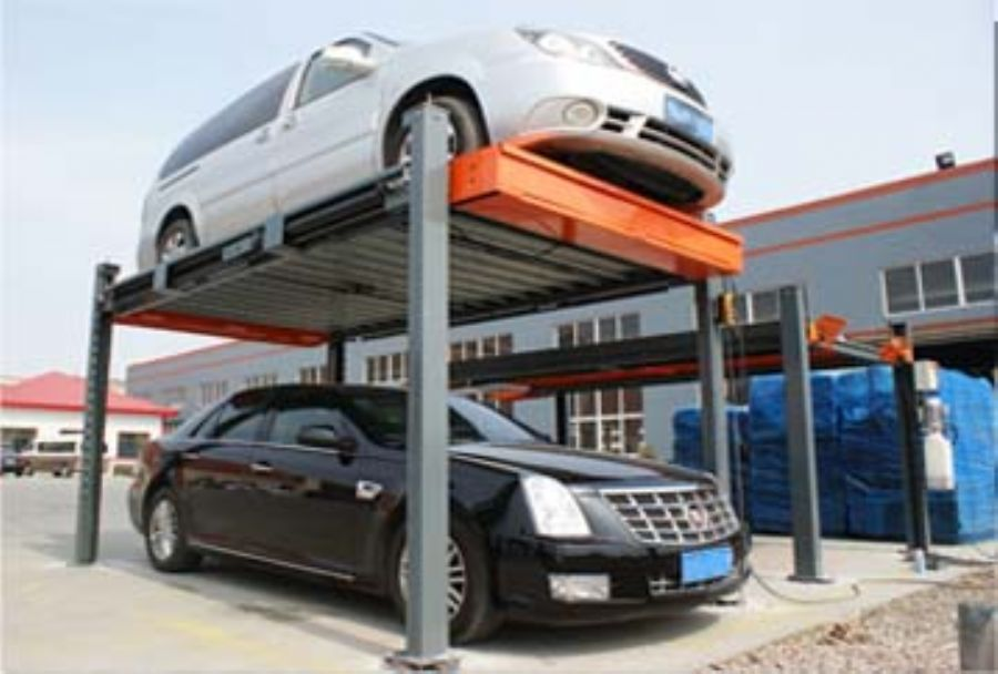 Great TPP-2 Double stacker 2 post car lift parking
