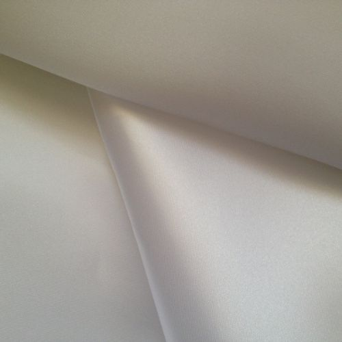 Satin fabric (crystal, dull)