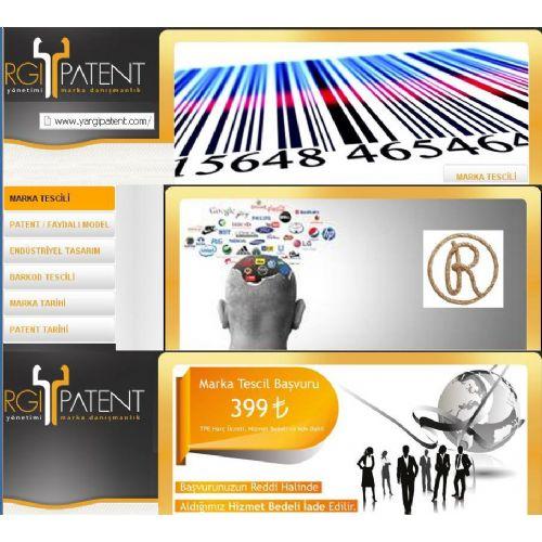 Marka, Patent, Tescil, Barkod, Tasarım