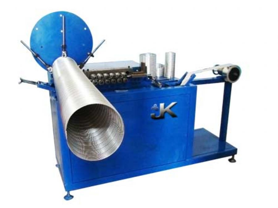 Aluminum_corrugated_duct_machine