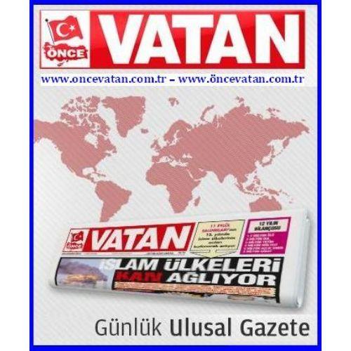 �nceVatan Gazetesi
