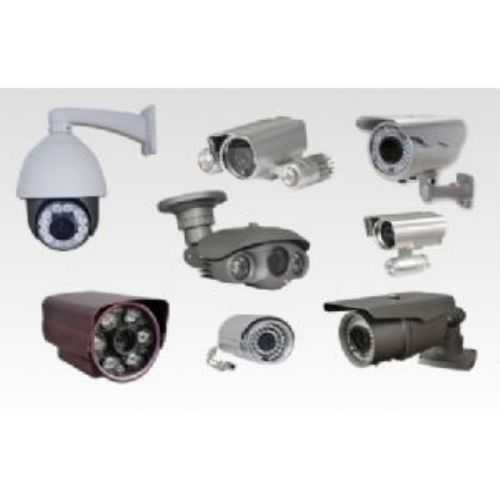Speeddome Dome IR Box ve IP Kameralar