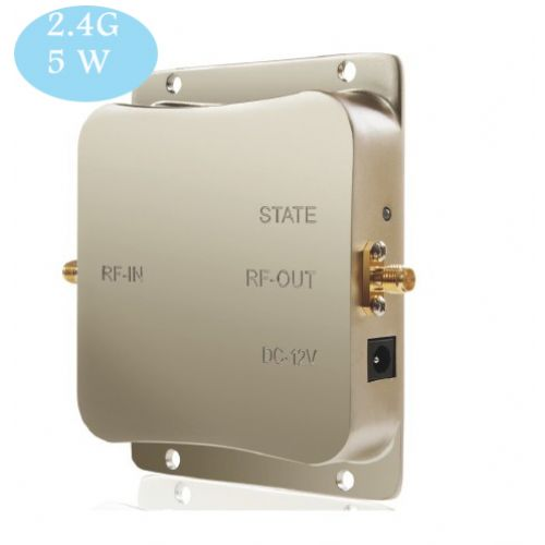 2.4G  WiFi Wireless Broadband LAN Signal Booster Amplifier Repeater Extend Range Signal