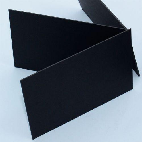 Black core paper