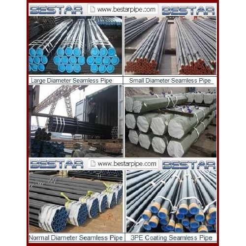 Oil and Gas Transmission Pipe