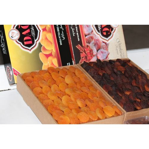 Dried Apricot / Kuru
