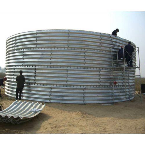 Assembled Corrugated
