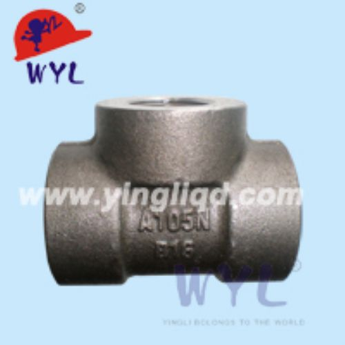 Forged steel pipe fi