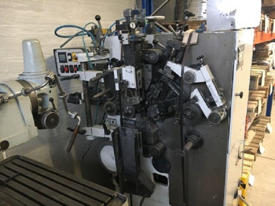 Yay ve Tel Şerit Sac Bükme Makineleri