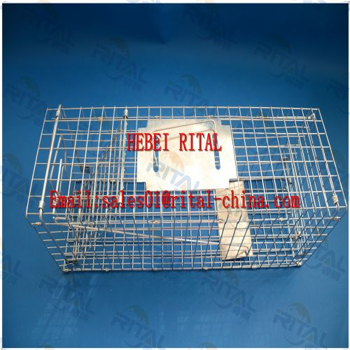 sell Live Animal trap fox trap squirrel trap cat trap