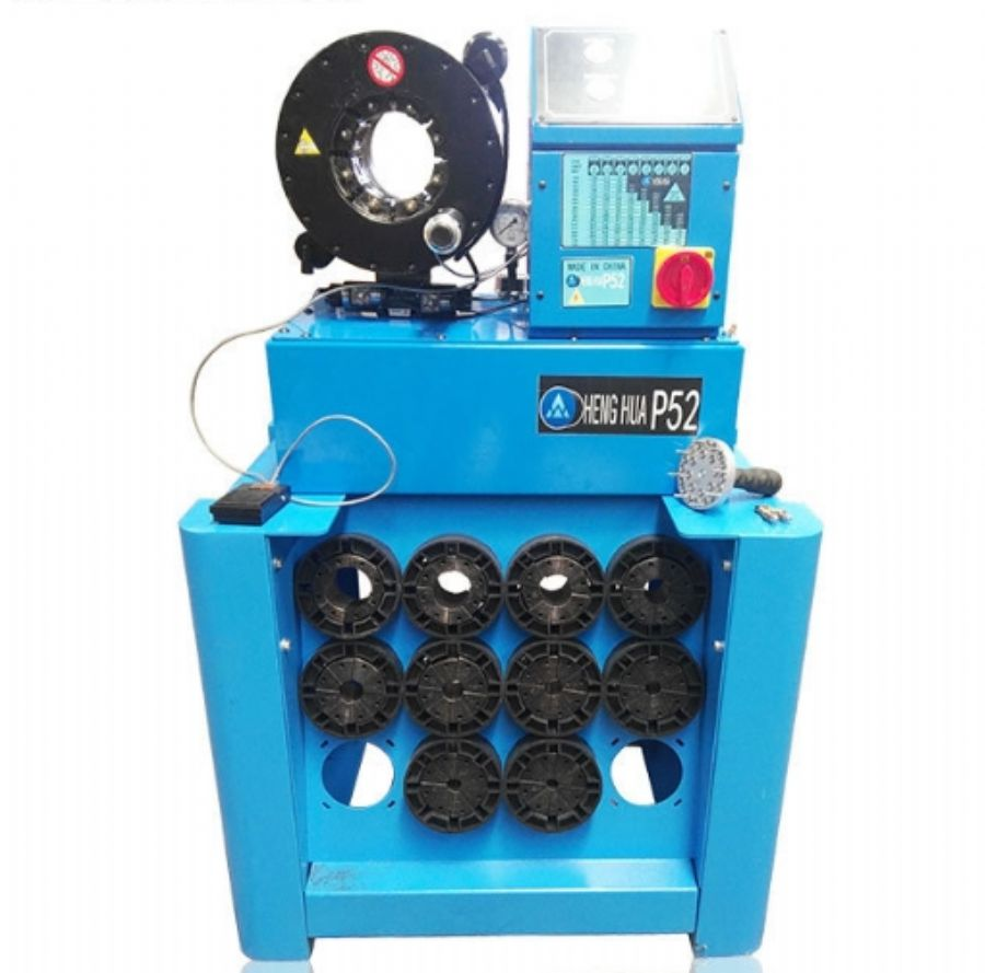 YJK_DC32_Hydraulic_Hose_Crimping_Machine
