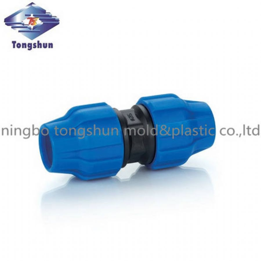 Pipe fitting for irrigation - Coupler