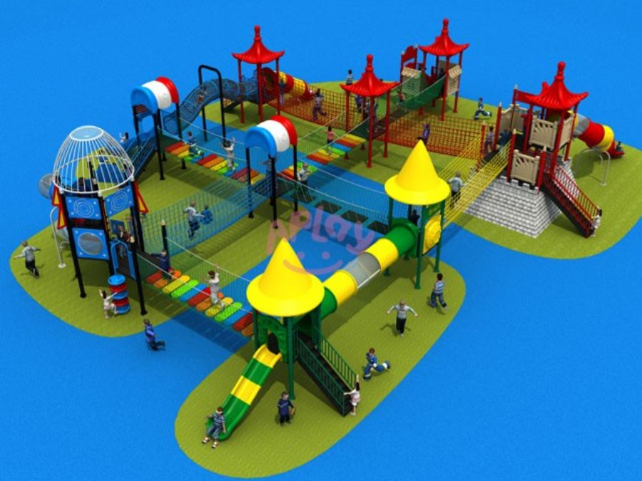 Park Water Play Equipment for Kid Item