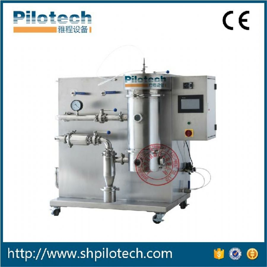 spray freeze dryer