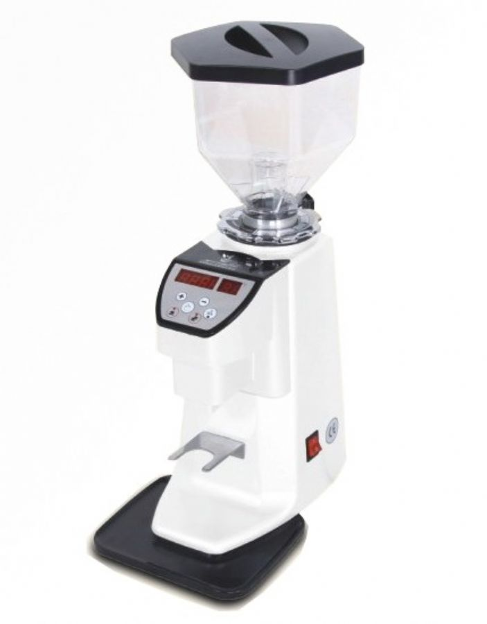 New electrical white coffee grinder for commercial    1                                            3