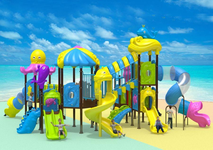Children fun outdoor