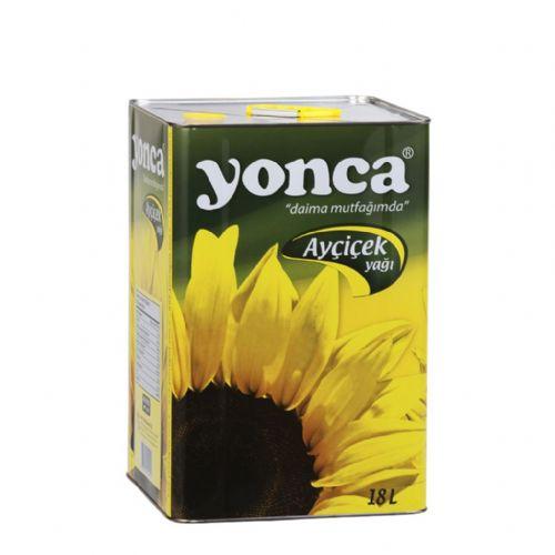 YONCA  Ayçiçek Yağı Teneke 65.000