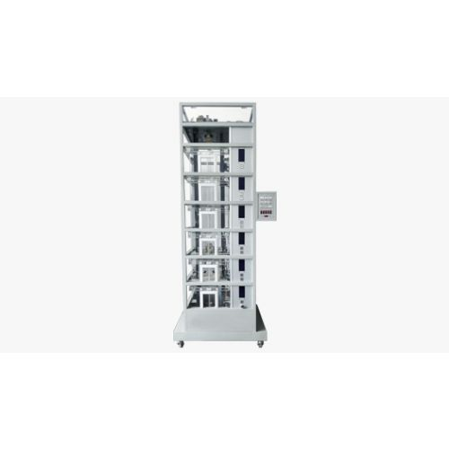 PLC Controlled Transparent Six-layer Elevator Trainer
