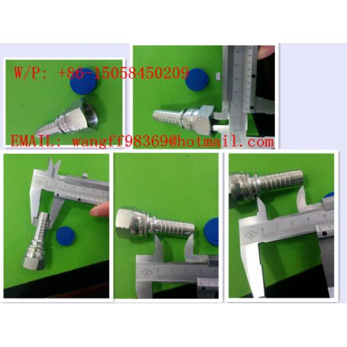 hydraulic hose fitti