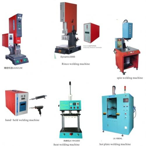 Ultrasonic Welding M